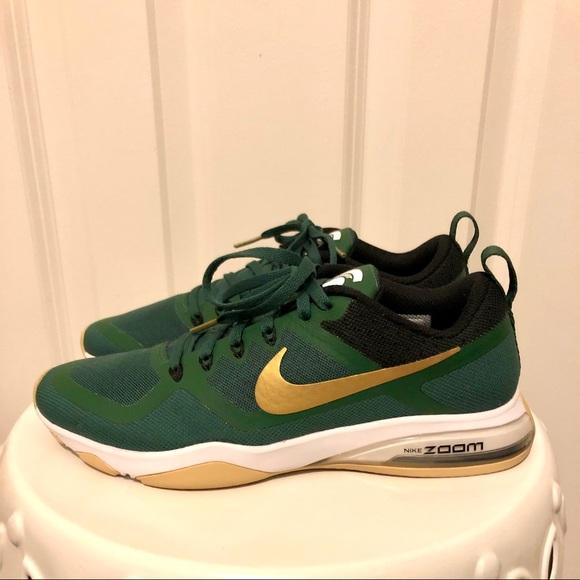 Nike Shoes   Nike Air Zoom Fitness Michigan Statemsu Spartans ...